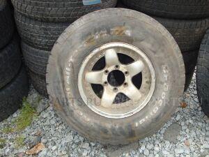 Шины BF Goodrich All-Terrain T/A 285/75R16LT всесезонные на дисках Toyota R16