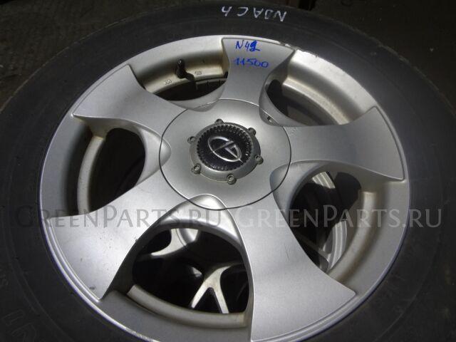 шины Autobacs North Trek N1 195/65R1591Q всесезонные на дисках Japan R15