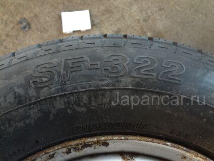 Всесезонные колеса Bridgestone Sf322 215/70 15 дюймов Japan б/у в Артеме