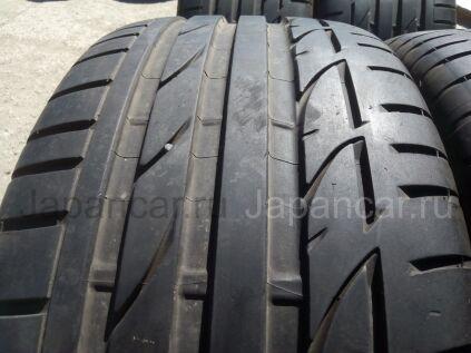 Летнии шины Bridgestone Potenza s001 255/45 18 дюймов б/у в Челябинске