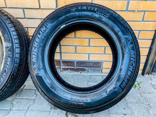 шины Michelin Latitude tour hp 225/65R17