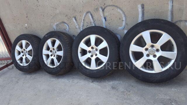 шины TOYO PROXES CF2 SUV TOYO PROXES CF2 SUV 225/65R17 летние на дисках toyota toyota R17