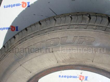 Летнии шины Vitour V2000 195/80 14 дюймов б/у в Чите