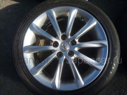 Диски 18 дюймов Toyota б/у в Челябинске