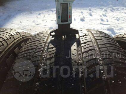 Летнии шины Kumho Kh18 215/60 16 дюймов б/у в Новосибирске