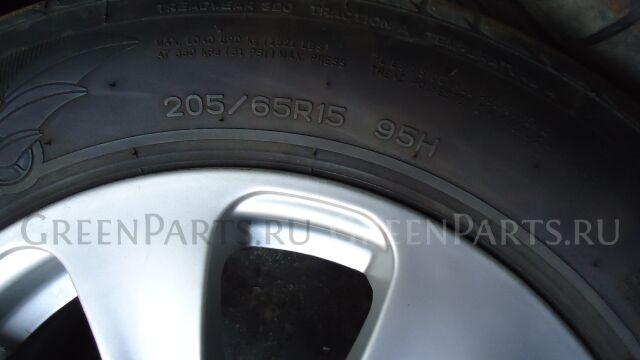 шины 205/65R15 летние на дисках R15