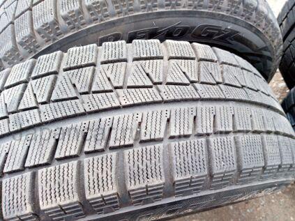 Зимние шины Bridgestone Blizzak revo gz 215/65 16 дюймов б/у в Челябинске
