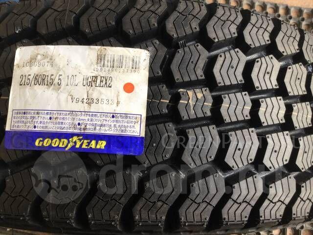 шины Япония GoodYear UG Steel 2 215/60R15.5LT зимние