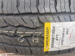 Шины Япония Dunlop Grandtrek AT5 205/70R15 летние