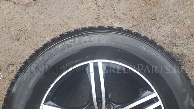 шины BRIDGESTONE Blizzak Spike-01 235/70R16 зимние на дисках Wiger R16