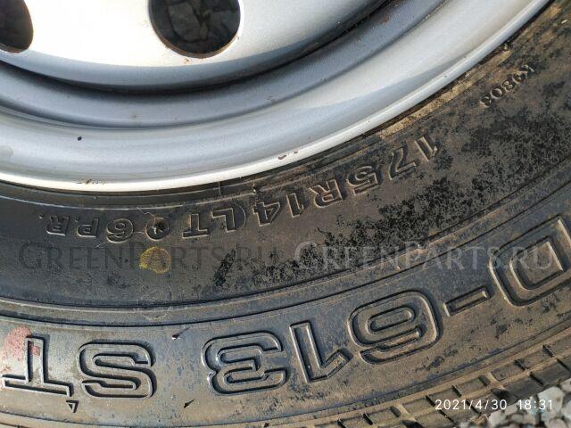 шины BRIDGESTONE RD-613 Steel 175/80R14LT6P всесезонные