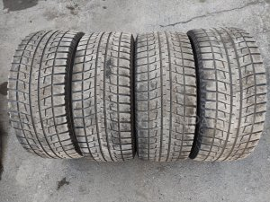 Шины Bridgestone Blizzak RFT 255/55R18 зимние