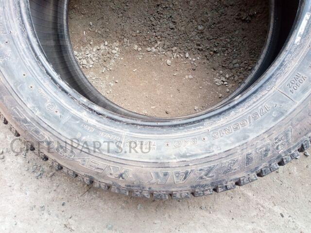 шины Bridgestone Blizzak Revo GZ 175/65R15 летние