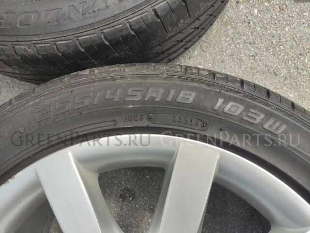 шины Dunlop Veuro VE 303 255/45R18 летние