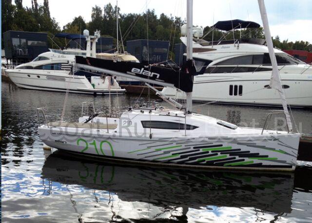 яхта парусная ELAN E1 2015 г.