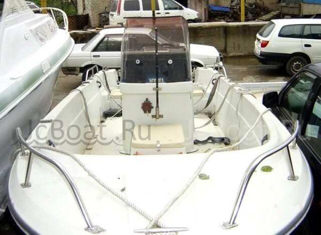 лодка пластиковая YAMAHA YMAHA FISHER – 19 1992 года