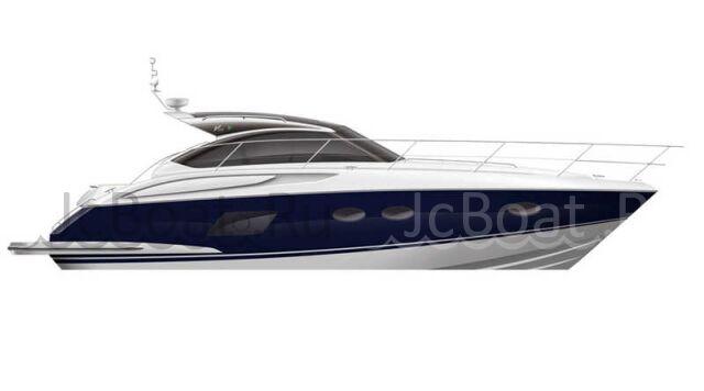 яхта моторная PRINCESS 2012 года