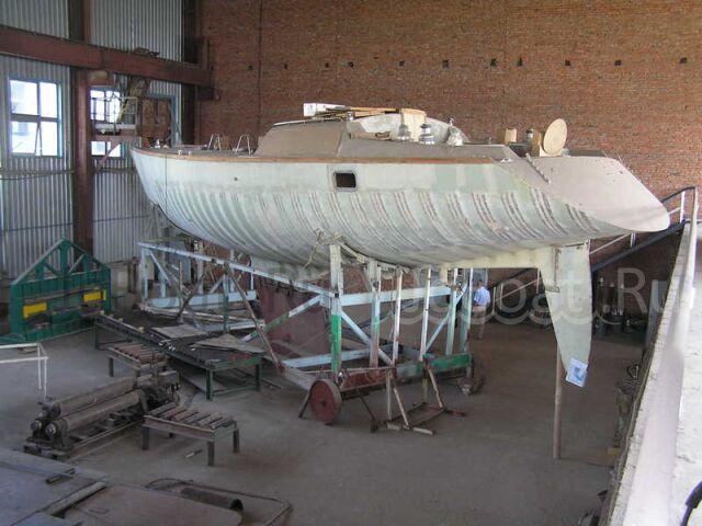 яхта парусная Юнисейл Норлин 64 (U 64) 2001 года