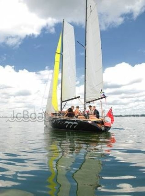 яхта парусная Яхта 0 года