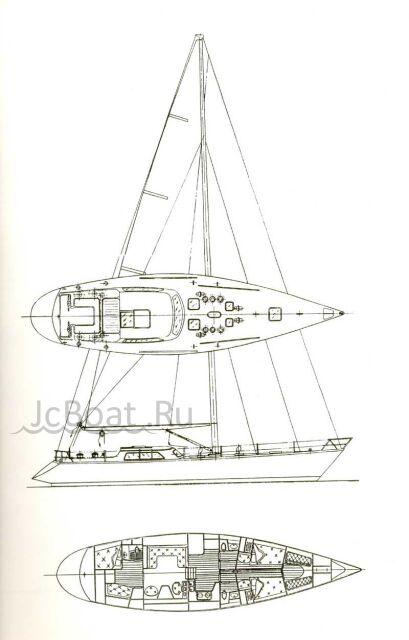 яхта парусная Юнисейл Норлин 64 2001 г.