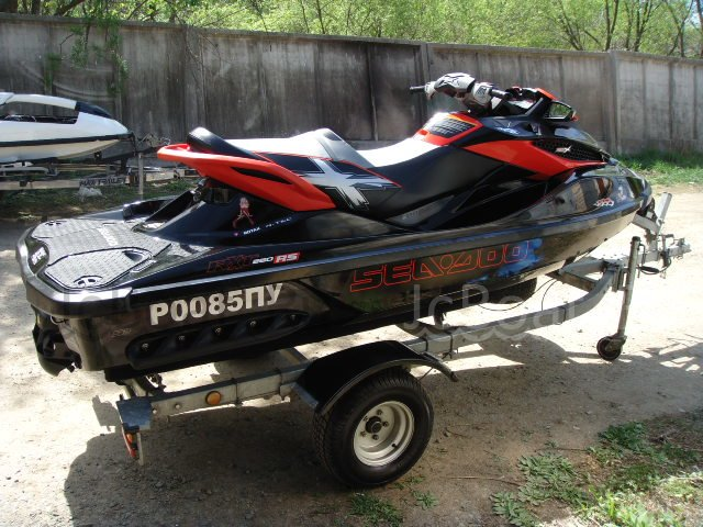 водный мотоцикл SEA-DOO RXT260RS 2011 г.