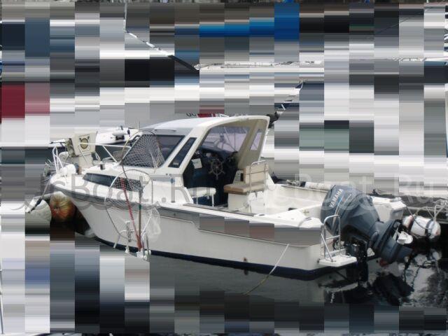 катер YAMAHA FR-23HT 1990 г.