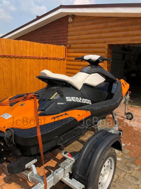 водный мотоцикл SPARK 2014 года