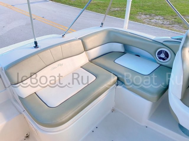 катер SEARAY SUNDECK 220  2008 года