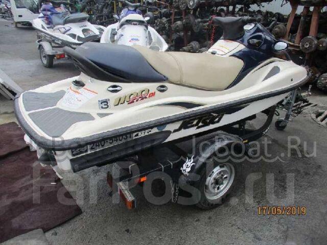 водный мотоцикл KAWASAKI STX 1100 2002 года