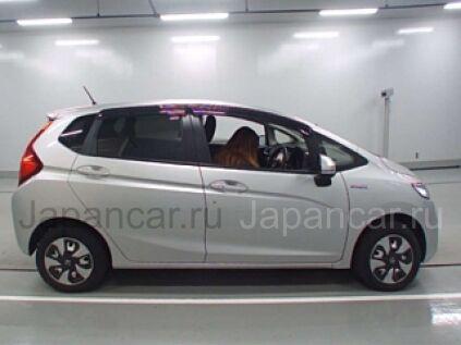 Honda Fit 2017 года во Владивостоке