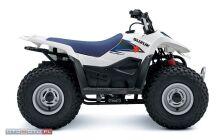 квадроцикл SUZUKI LT-Z 50 L4