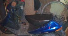 скутер SUZUKI ADDRESSAD100