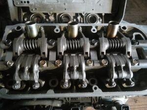 Головка блока цилиндров на Honda Inspire UC1 J30A