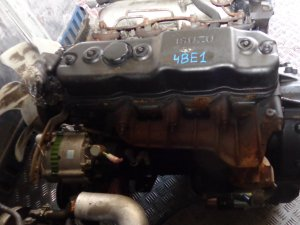 Двигатель на Isuzu ELF 4BE1