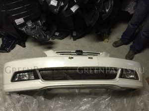 Бампер на Honda Accord CF6