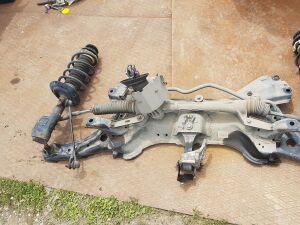 Рулевая рейка на Honda Fit GE