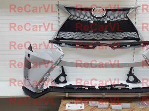 Бампер на Toyota Camry ASV50, ACV51, AVV50, ASV51, GSV50