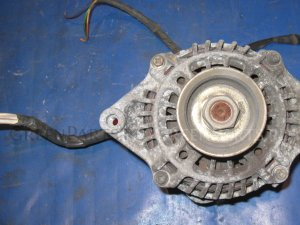 Генератор на Nissan Primera P12/QP12/QNP12 QG18DE 23100-4M510 / A2TB3191