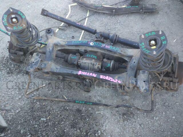 Балка подвески на Toyota Caldina ST215 3SGTE