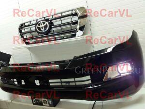 Бампер на Toyota Land cruiser 200 URJ202, URJ202W, UZJ200, UZJ200W, VDJ200