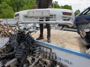 Бампер на Nissan Bluebird U14