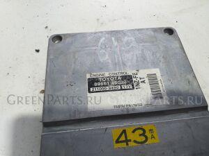 Блок управления двигателем на Toyota Raum NCZ20 1NZFE 8966146030