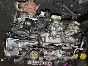 Двигатель на Subaru Impreza GF8 EJ20G