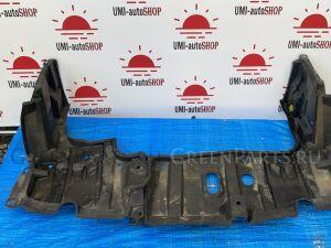 Защита двигателя на Toyota Vitz NSP130 1NRFKE 2 MODEL, ЦВЕТ 1F7