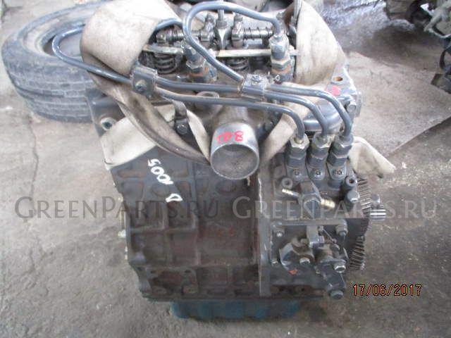 Двигатель на KUBOTA ASTE A-17