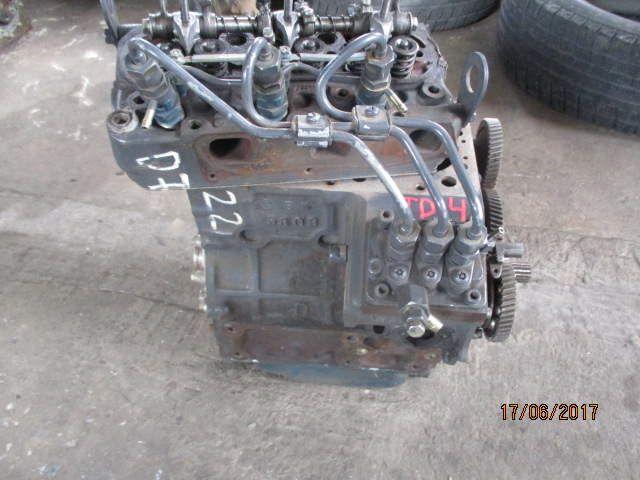 Двигатель на KUBOTA ASTE A-175
