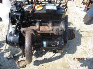 Двигатель на YANMAR Yanmar