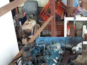 Двигатель на KUBOTA Kubota