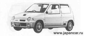 SUZUKI WORKS 1990 г.