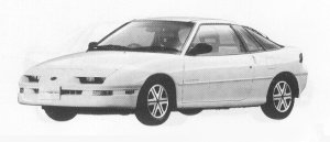 ISUZU PA 1991 г.